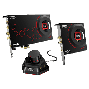 Creative Sound Blaster ZXR 5.1 PCI-Express Soundkarte