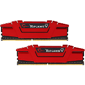 16GB (2X8GB) DDR4/2400MHz Dual Channel Memory(G.Skill RipJaws V)