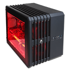 Corsair Carbide Series Air 240 High Airflow Gaming Gehäuse