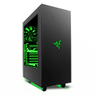 NZXT S340 Gaming Gehäuse Design by Razer