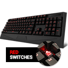 iBUYPOWER MEK Mechanische Gaming Tastatur