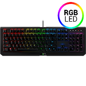 Razer Blackwidow X Chroma Wired Gaming Keyboard