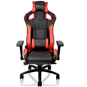 Thermaltake GT-Fit 100 Gaming Chair - Red