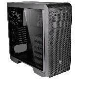 Thermaltake Core V51 TG Gaming Case (Side Glass Panel) Black