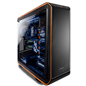 be quiet! Dark Base PRO 900 Tempered Glass Gaming Case - Orange