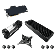 XSPC Wasserkühlung Set RayStorm D5 Photon RX360 V3 mit GPU Kit-Single Card