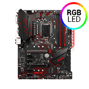 MSI MPG Z390 GAMING PLUS -- 2x PCIe x16, 1x USB 3.1 Gen 2, 2x USB 3.1 Gen 1, 2x USB 2.0 [Intel Optane Ready]