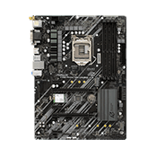 ASRock Z390 PHANTOM GAMING 4- USB 3.1 (1 Type-C, 3 Rear, 4 Front), ASRock Super Alloy