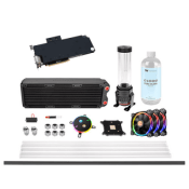 Thermaltake Pacific M360 Wasserkühlung/Hard Tube mit GPU Kit