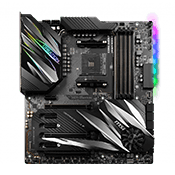 MSI PRESTIGE X570 CREATION -- RGB, 802.11ax WiFi 6, ARGB Header (2), USB 3.2 (12 Rear, 3 Front), Enhanced Performance