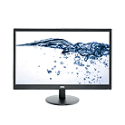 "24"" TFT LED Monitor 23.6"" TFT LED Panel Schwarz 1920X1080 5ms, DVI,"