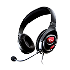 Creative Fatal1ty Pro Series HS-800 Gaming Headset schwarz